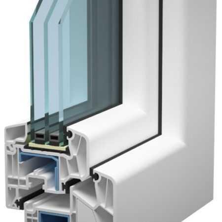 Пластиковое окно ALPHALINE с гарантией до 5 лет*